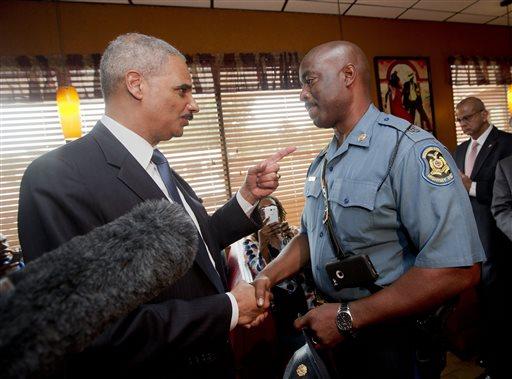 AP Source: US to Investigate Ferguson Police