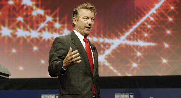 Rand Paul Slams GOP on Minorities, Voting
