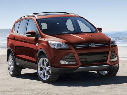 Ford Recalls 850k for Airbag, Safety-Belt Defect