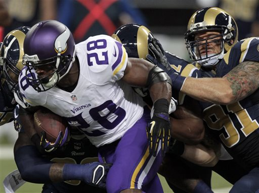 Attorney: Adrian Peterson Indicted on Child Abuse