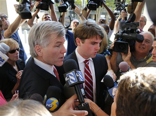 Ex-Virginia Gov., Wife Guilty of Public Corruption