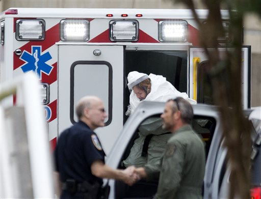 Ebola Ruled Out for 2 Patients in Isolation at D.C.-Area Hospitals; 1 has Malaria