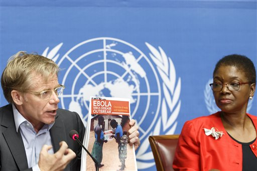 Caribbean Nations: UN, Specialized Agencies Must Prevent Ebola Spread