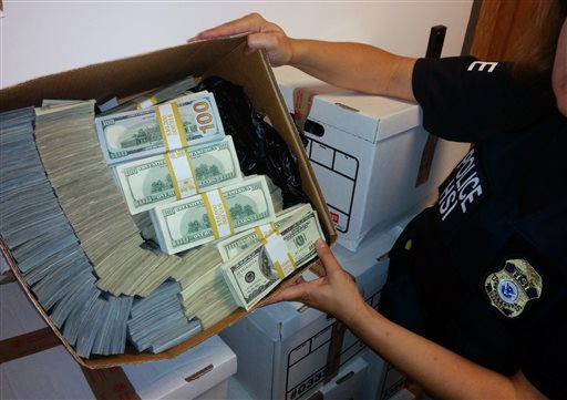 Fashion Hub Raids Target Cartel Money Laundering