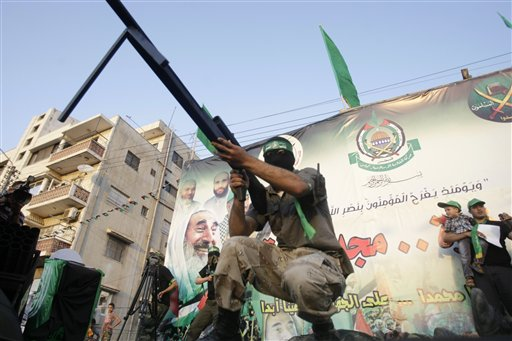 After Gaza War, Poll Finds Support for Hamas Rises
