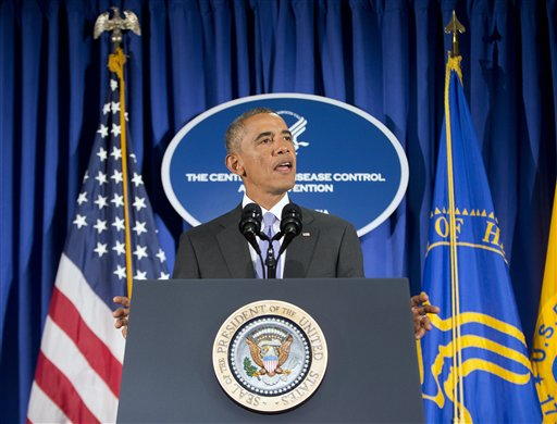 Obama's Ebola Response: Is it Enough, and in Time?