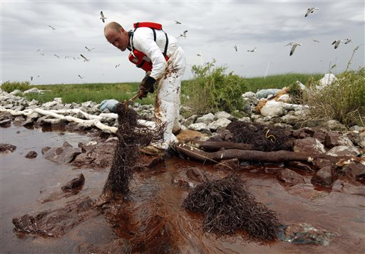 Five Years after Spill, Gulf Coast Waits for Fine Money