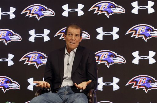 Bisciotti's Tasteless Press Conference Fails to Deliver Answers