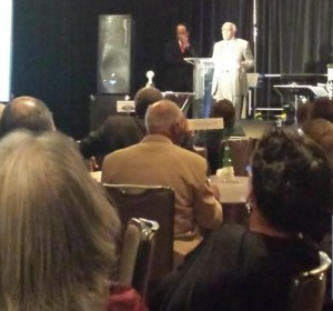 Black Press Hosts Leadership Awards Reception