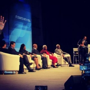 CBCF Town Hall Meeting Urges Increase Black Voting