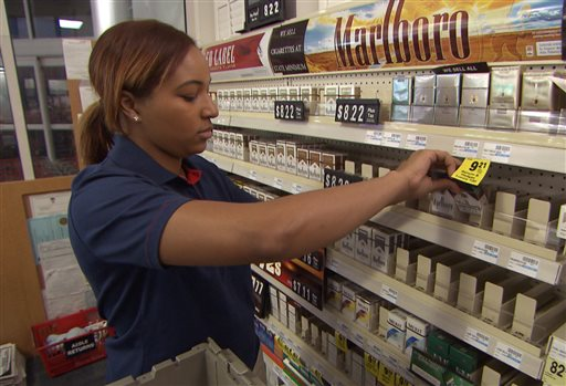CVS Changes Name, Stops Tobacco Sales Early