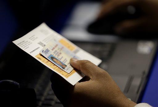 Justice Department: Texas Voter ID Discriminatory