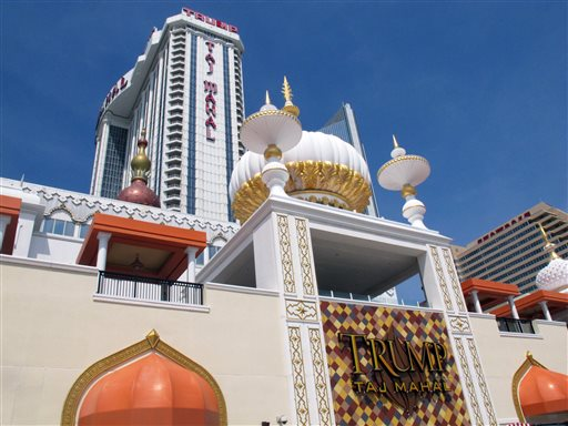 Trump Casinos File Chapter 11; Seek Concessions