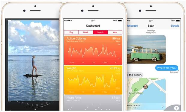 iOS 8.0.1 is Coming 'Fairly Soon' to Fix Keyboard, Safari Glitches