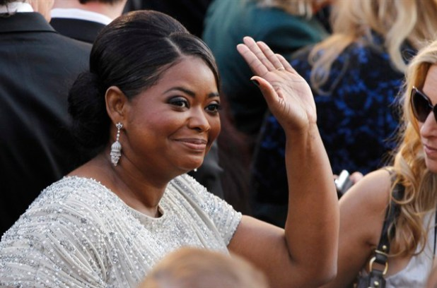Fans Walk Out on 'The Help' Actress Octavia Spencer at Book Signing