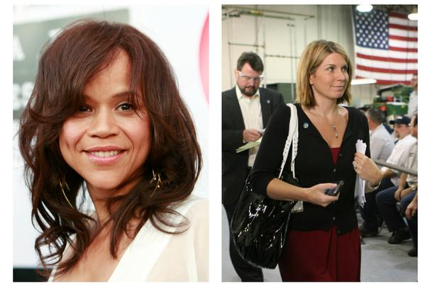 Rosie Perez, Nicolle Wallace Selected as New Hosts on 'The View'