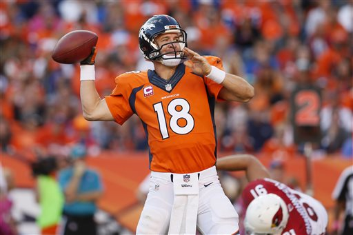 Favre Says He's Glad Manning Will Break His Record