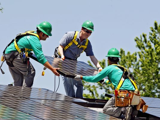 SolarCity to Finance Rooftop Panels in Shift From Leasing