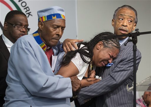 $75 Million Suit Over NYC Chokehold Death Planned