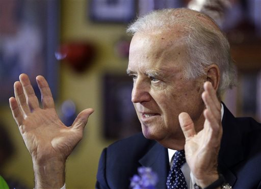 As Biden Weighs a 2016 Campaign, Does He Want to Be the Anti-Clinton