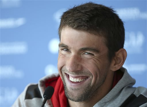 Police: Phelps' Eyes, Speech Affected at DUI Stop