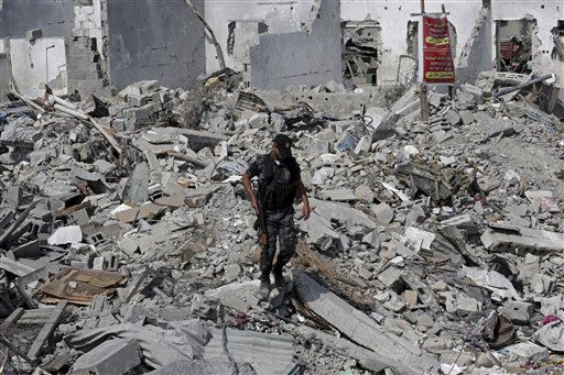 UN: Gaza Strip Could Be Uninhabitable By 2020