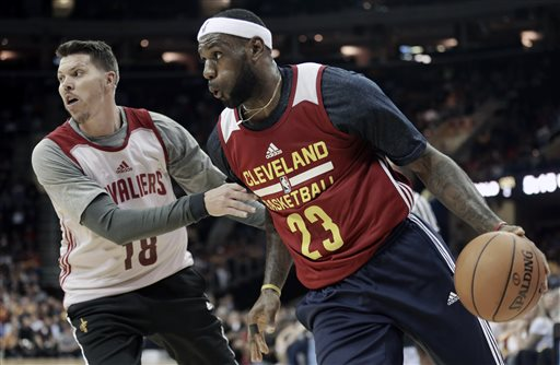 LeBron James is Surprised Former Teammates Are Critical of Him