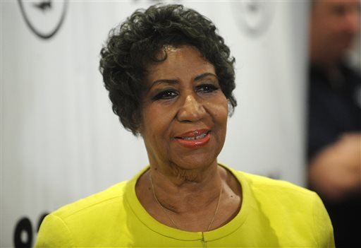 Queen of Soul Says New Covers Album Feels Fresh