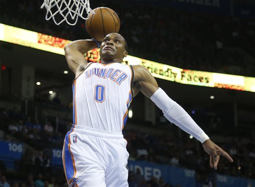 Russell Westbrook Won the NBA Scoring Title, but He'd Rather Have a Playoff Spot