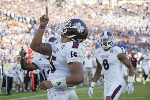 Mississippi State, Florida State Top Playoff List