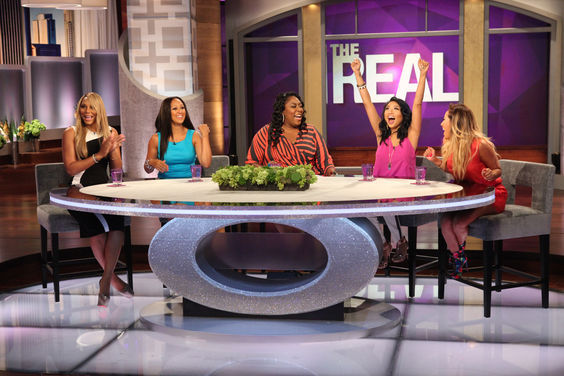 Keeping it Real: The Ladies of 'The Real'