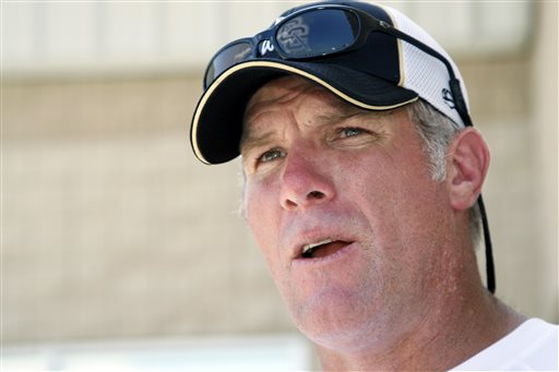 Big Weekend Arrives for Brett Favre, Joining Packers Hall of Fame