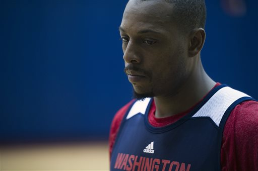 New-Look NBA: A Player's Perspective, Paul Pierce
