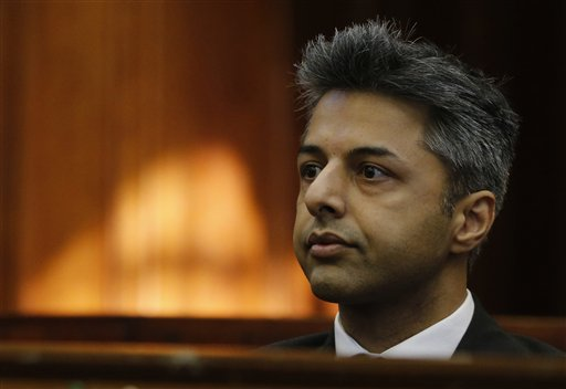 Convicted Killer Testifies in South Africa Murder Trial