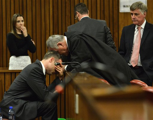 No Civil Claim Against Oscar Pistorius for Killing