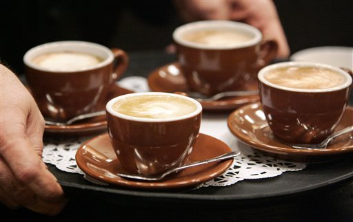Love Coffee? Your Heart May, Too
