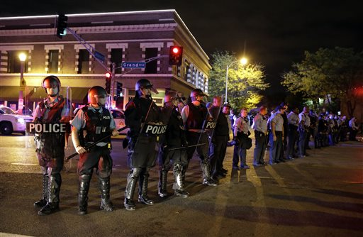 Police Killings Highest in Two Decades