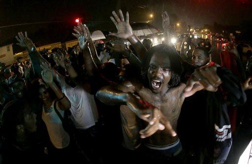 Ferguson Protest Organizers: 'I Sleep, Eat and Breathe This'
