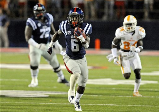Bowl Projections: Room for Two SEC Teams After Upsets