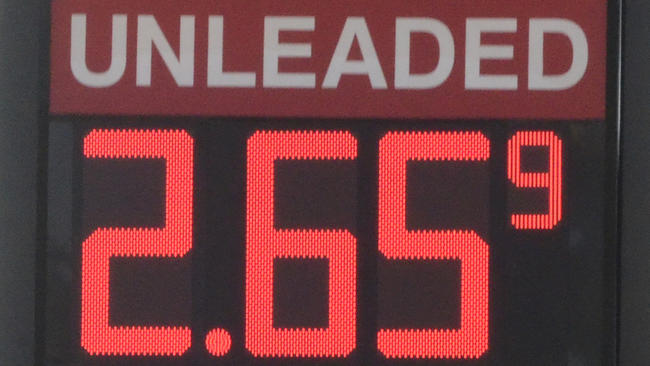 Average Gasoline Price Tumbles to Lowest Level in Almost Four Years