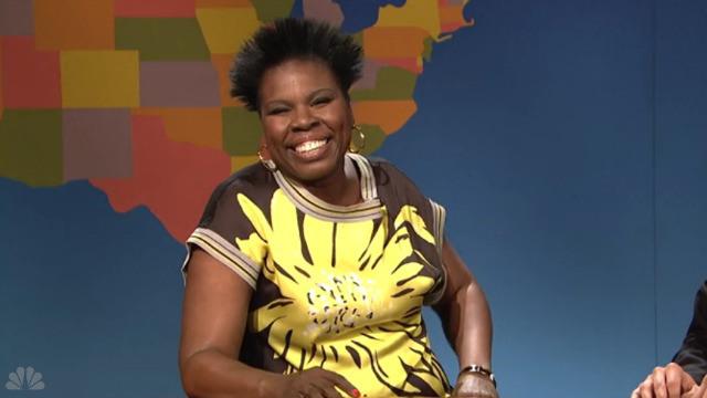 Leslie Jones Named New SNL Cast Member