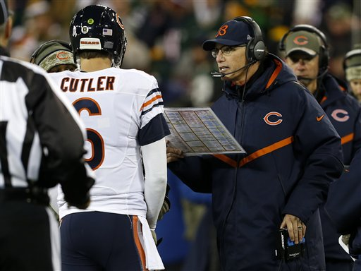 Jay Cutler's Future with Bears Suddenly Uncertain