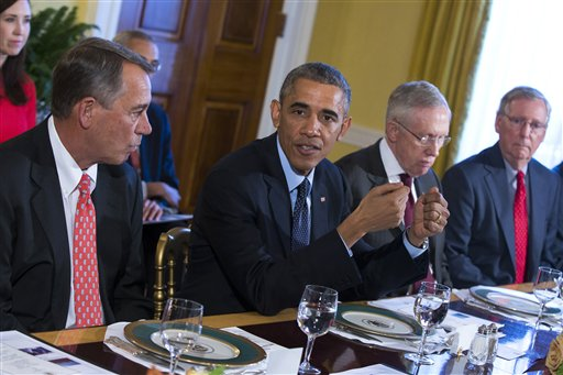Obama Pledges to Consider Ideas from Both Parties