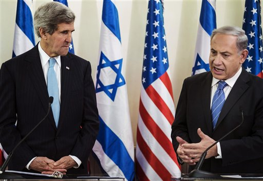 Kerry Blasts UN Council's 'Obsession' With Israel