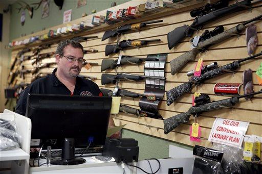 Gun Sales Surge Ahead of Jury's Ferguson Decision