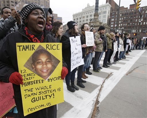Cleveland Boy's Death in Police Shooting Declared Homicide