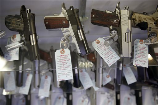 Suburban Guns: Will Chicago Lawsuit Stem Flow of Illegal Weapons Into City?