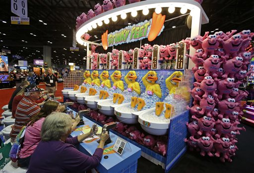 Amusement Parks Challenged by Home Entertainment