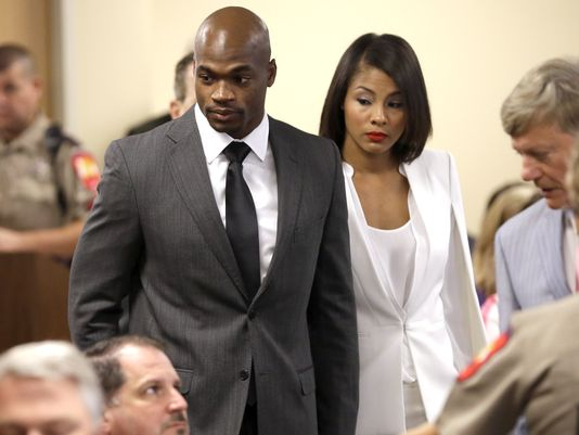 Adrian Peterson Avoids Jail Time in Child Abuse Case