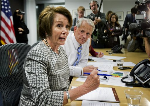 The Scramble is On to Succeed Nancy Pelosi